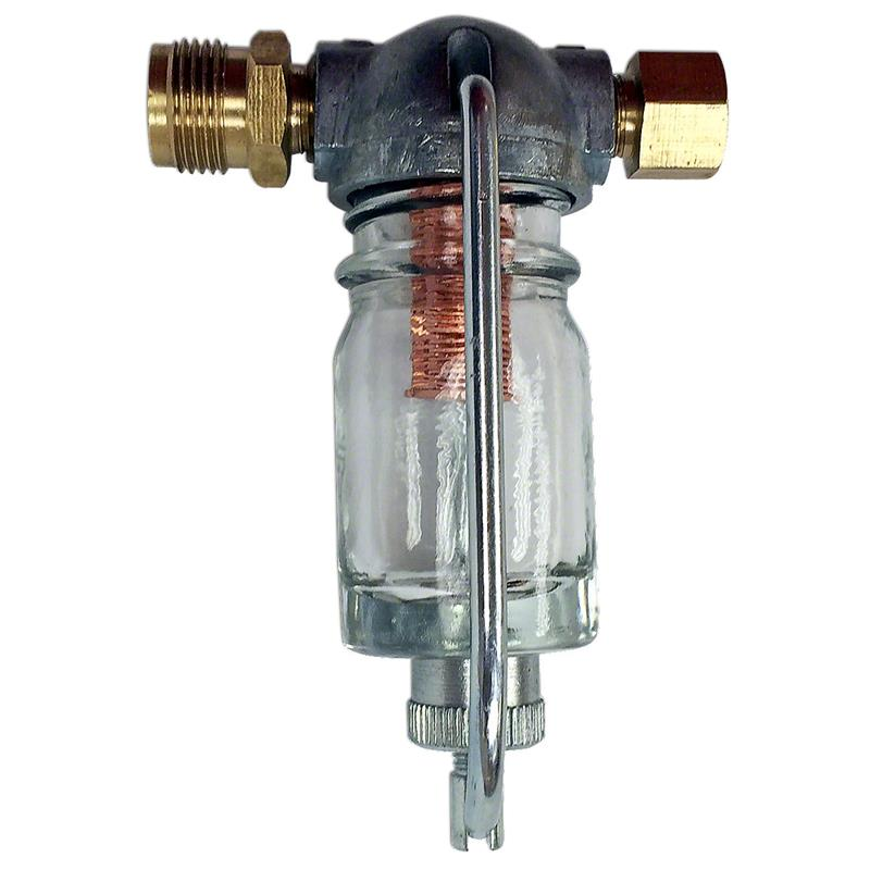 Gas Fuel Sediment Bowl D4NN9155A fits Ford 2000 3000 4000 5000