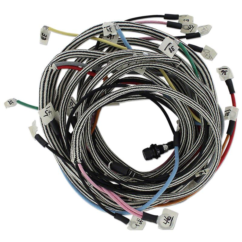 ihs2276 farmall 400 \u0026 450 gas wiring harness Farmall 706 Wiring Harness