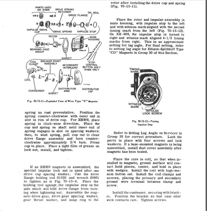 Abc3723 Wico Basic Magneto Repair Kit
