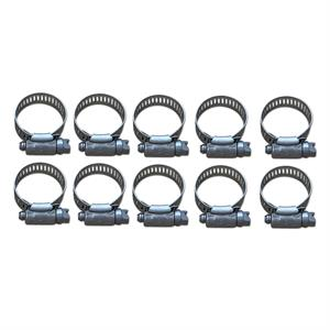 ABC4169 Worm Drive Hose Clamps