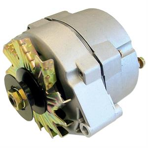 ABC418 63 Amp One Wire Alternator With Pulley