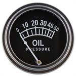 ABC082 Universal Oil Pressure Gauge