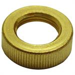 ABC385 Air Water Valve Brass Nut