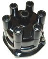 ABC420 Delco Screw Held 6 Cylinder Distributor Cap