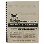 REP2643 Char-Lynn Power Steering Owners Manual