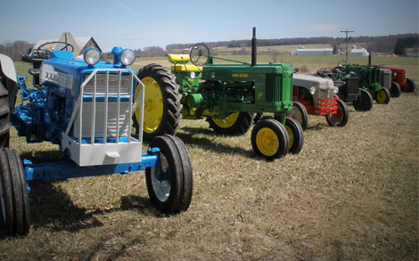 Online Ordering for Tractor Parts in Oxford, NY